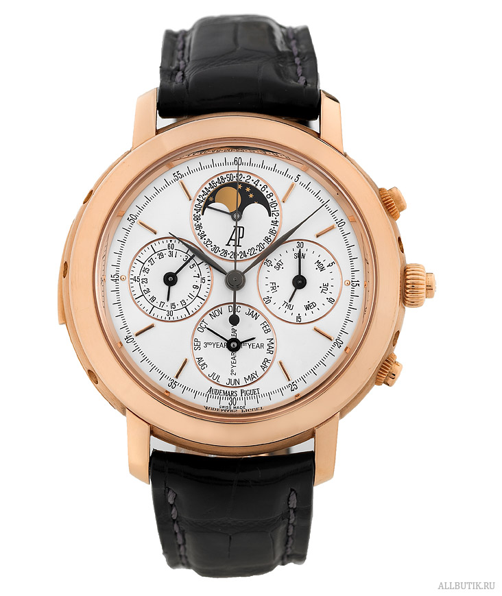 Grande Complication Minute Repeating Audemars Piguet
