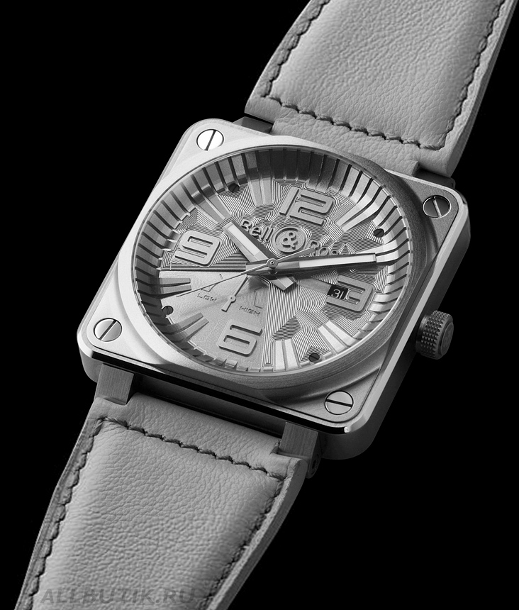 часы Bell & Ross Concept Watch Peugeot SR1
