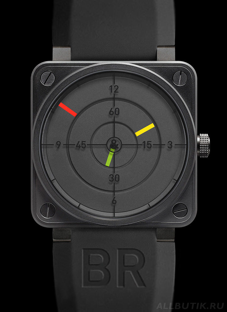 часы Bell & Ross Instrument BR 01-92 Radar