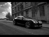 2008 Project Kahn Bentley GTS Black Edition