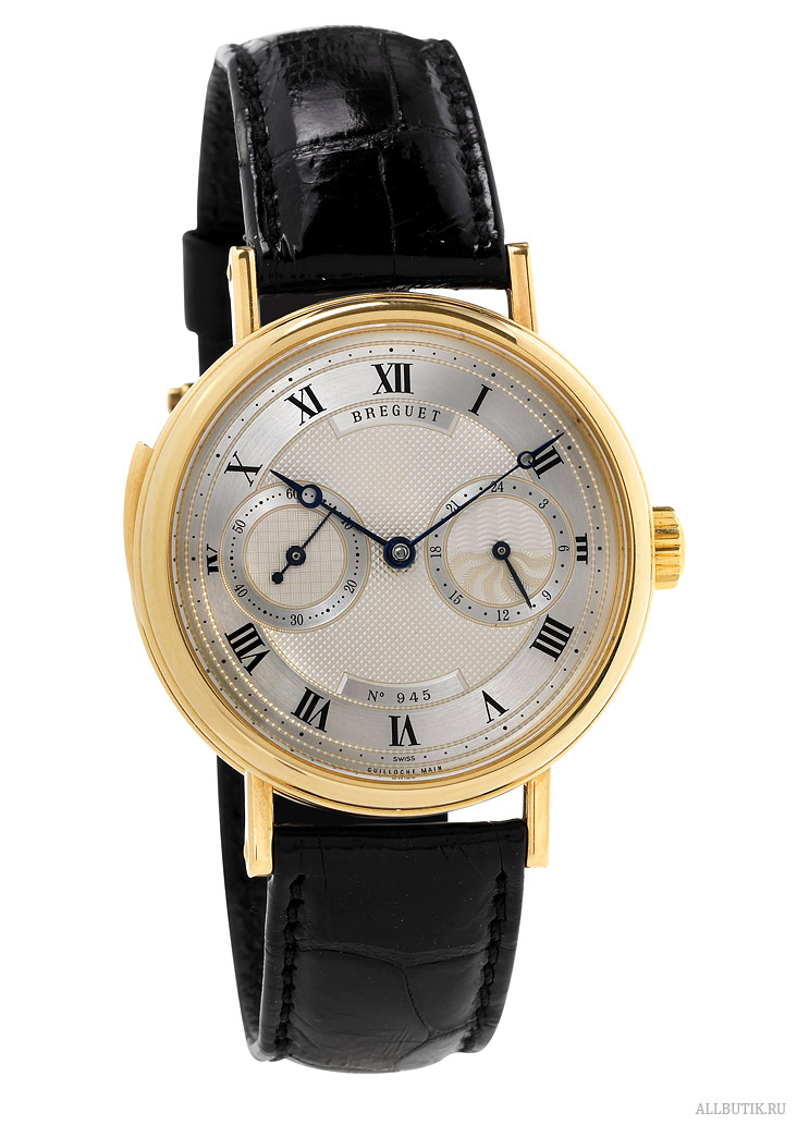 Yellow Gold, Minute Repeating Breguet