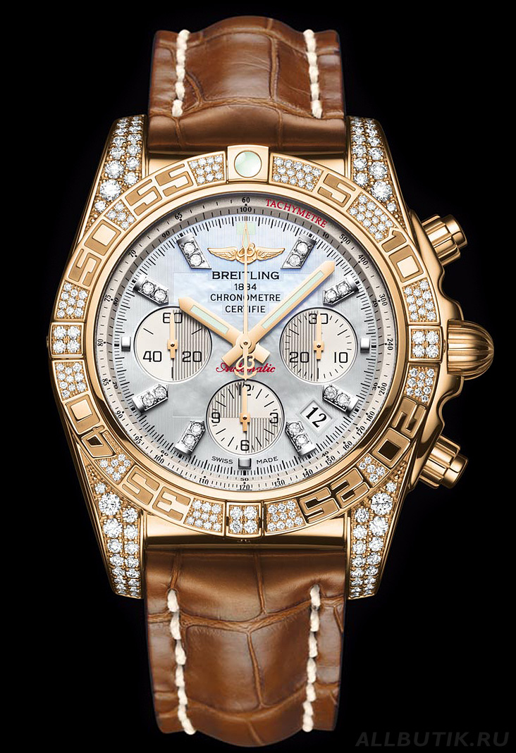 "Breitling Chronomat 01 ""Diamondworks"""