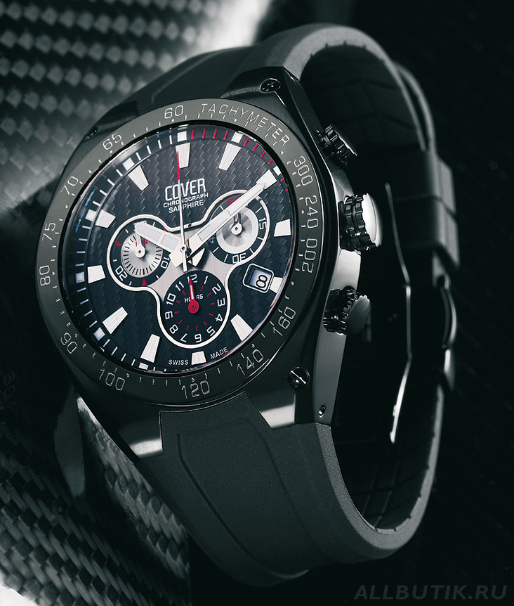 часы COVER Co118 Chronograph