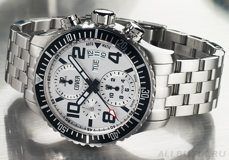 часы COVER M5 AUTOMATIC Chronograph