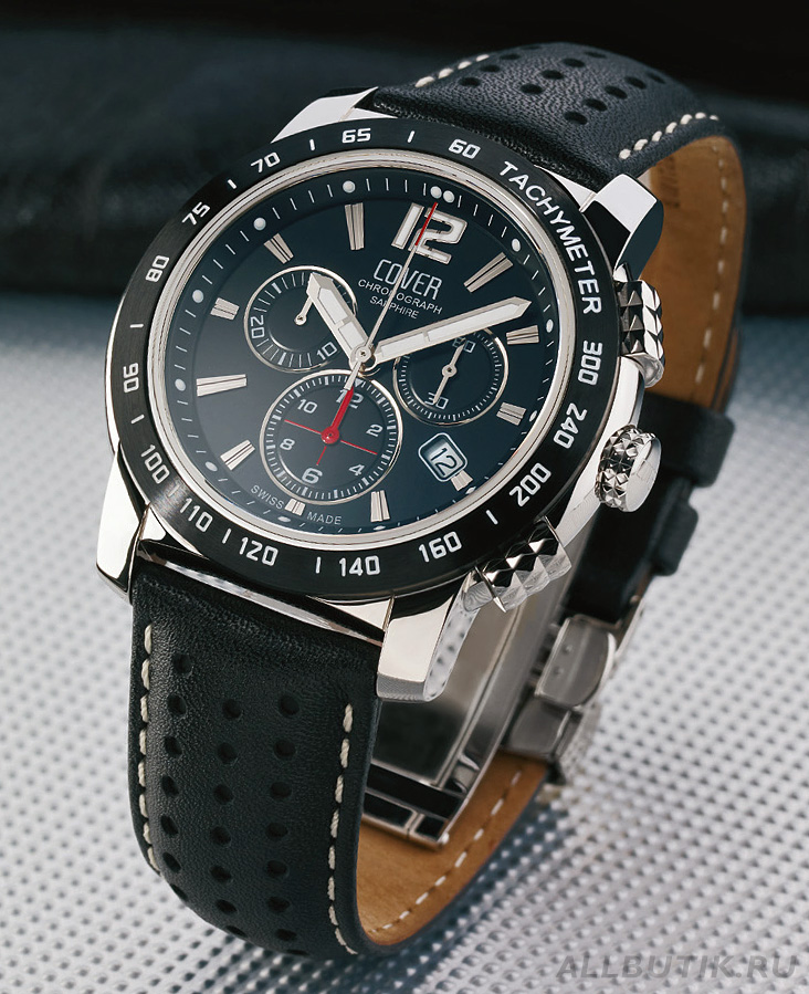 часы COVER Co126 Chronograph SIGNATURE DESIGN