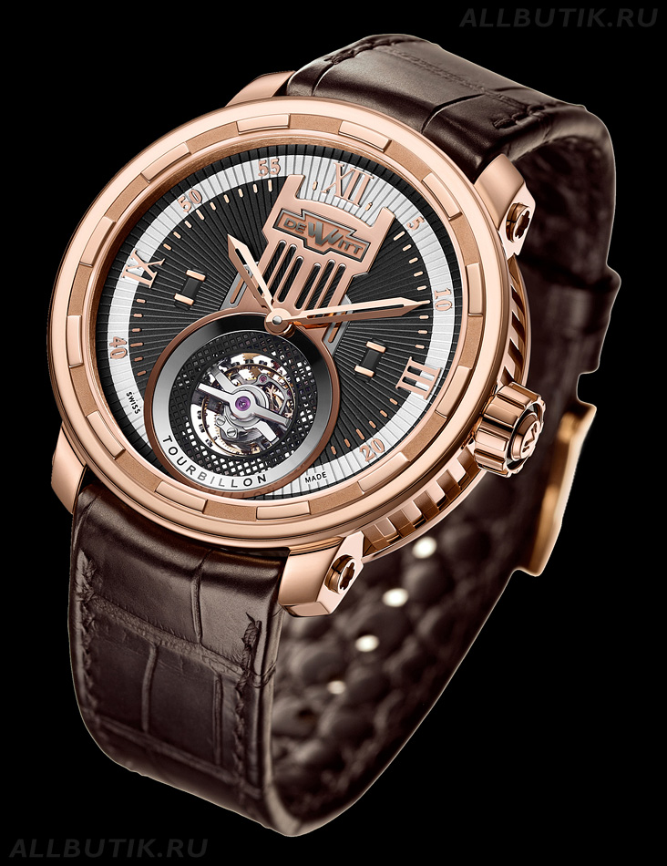 часы DeWitt Twenty-8-Eight Tourbillon