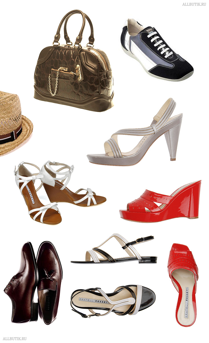 Модная обувь босоножки
