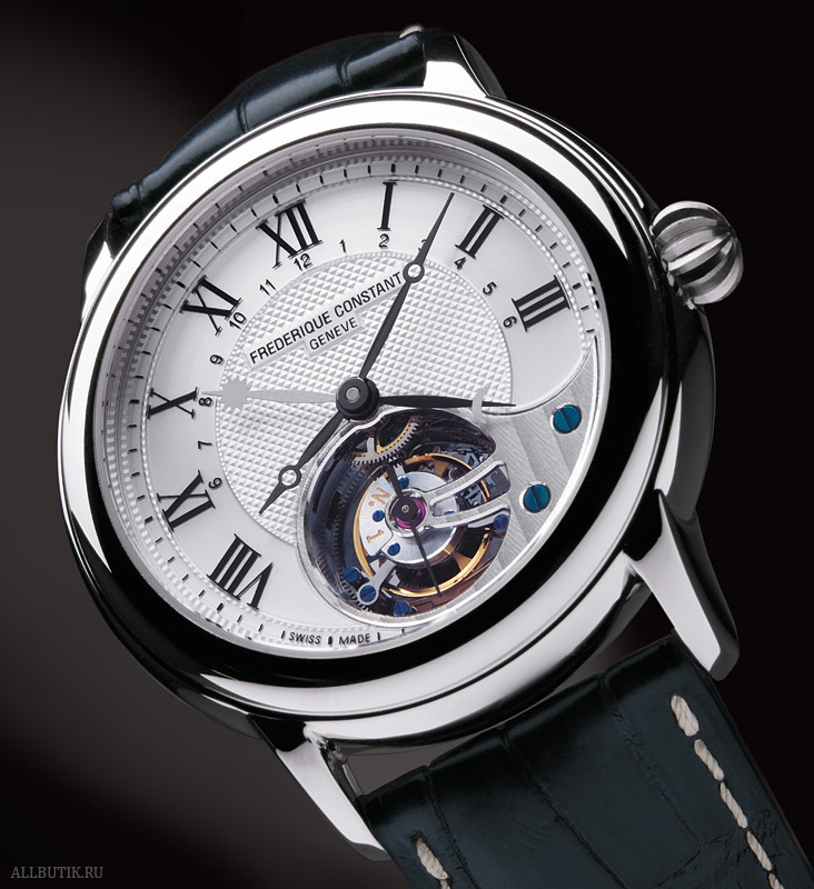 Frederique Constant FC-980MC4H8 white gold Tourbillon