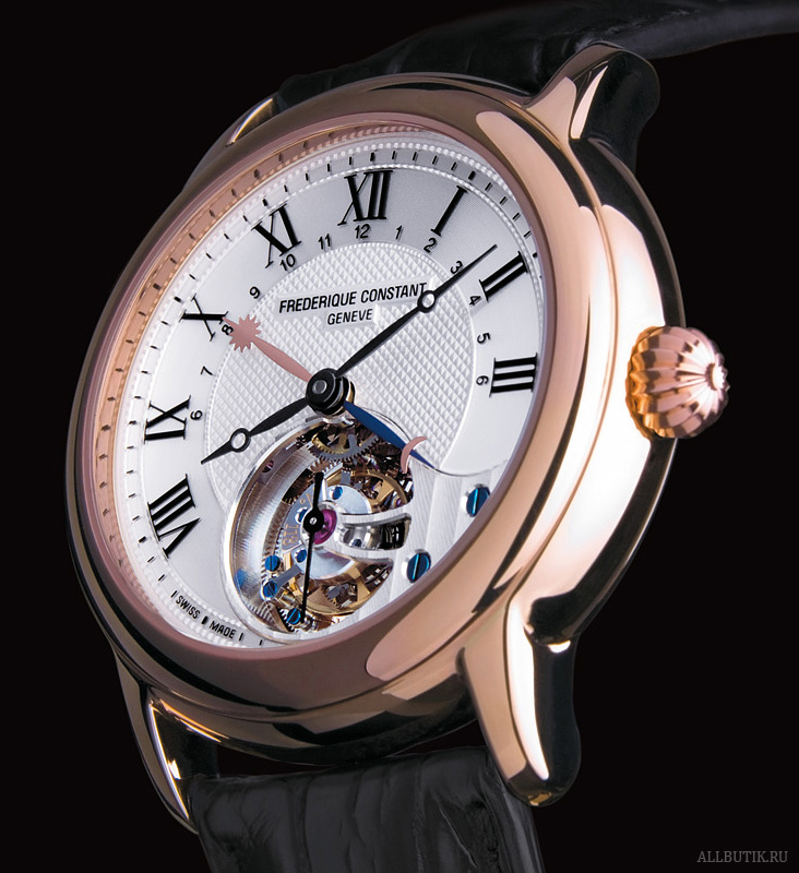 Frederique Constant FC-980MC4H9 pink gold Tourbillon
