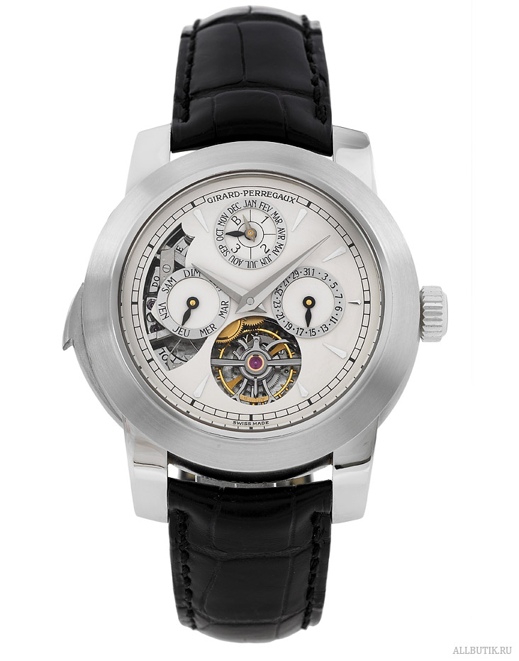 Platinum Opera Two Tourbillon Girard-Perregaux