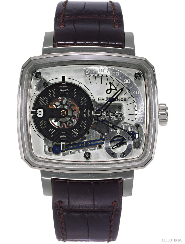 Jumping Hours and Retrograde Minutes Hautlence HL04