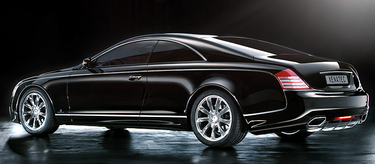 автомобиль 2010 Maybach 57 S Xenatec Coupe