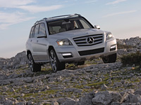 2008 Mercedes-Benz Vision GLK Freeside Study
