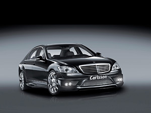 2009 Carlsson Noble RS Mercedes-Benz S-Class
