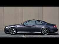 2009 Kicherer Mercedes-Benz CL 60 Coupe