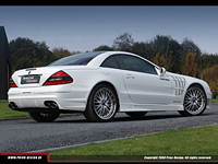 2009 Prior-Design Mercedes-Benz SL R230