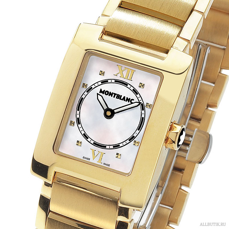 Montblanc Profile Lady Gold