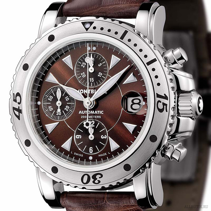 Montblanc Sport Chrono Automatic Limited Edition 1906