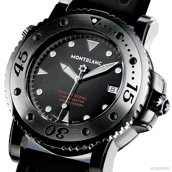 Montblanc Sport Chrono Automatic Limited Edition