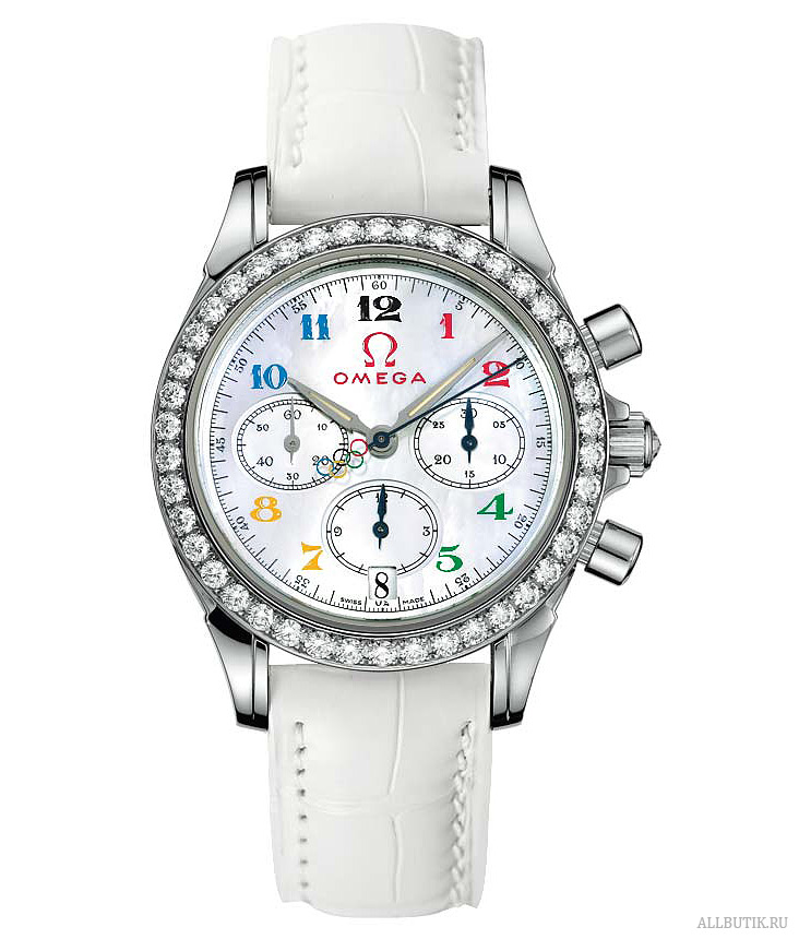 Omega Chronographe De Ville Ladies'