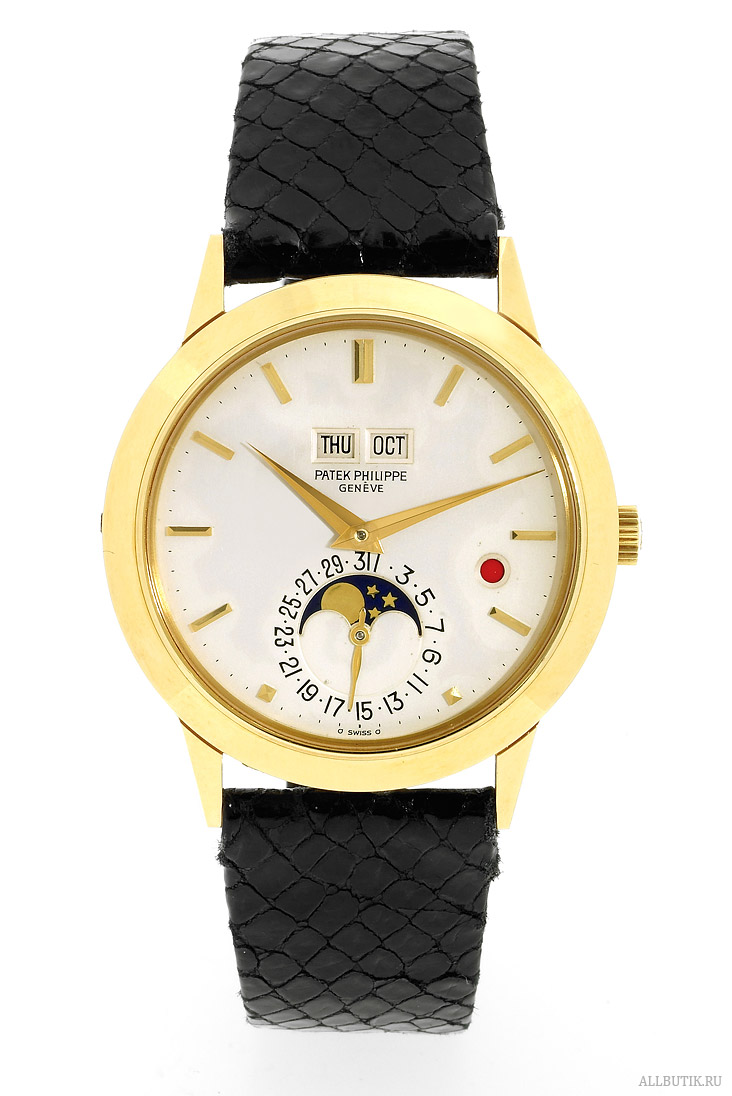 Red Leap Year Indicator Patek Philippe