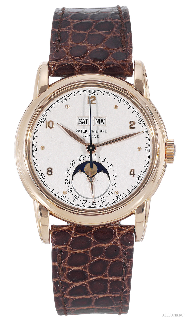 First Series Patek Philippe