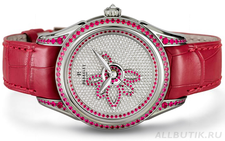 Perrelet Diamond Flower Prestige Edition