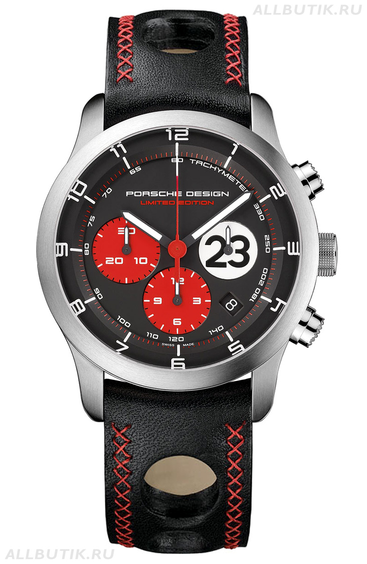 часы Porsche Design P'6612 Dashboard Le Mans 1970 Limited Edition