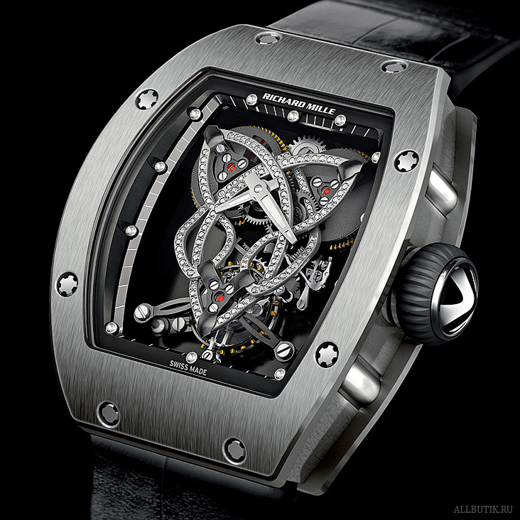 "RM 019 ""Celtic Knot"" Ladies' Tourbillon"