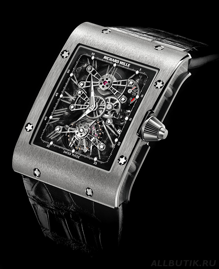Richard Mille RM 017 ultra thin Tourbillon