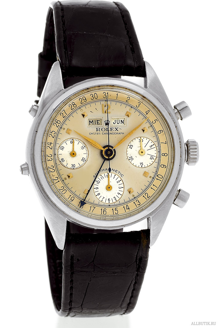 "So-Called Jean-Claude Killy Rolex ""Oyster Chronographe Anti-Magnetique"""