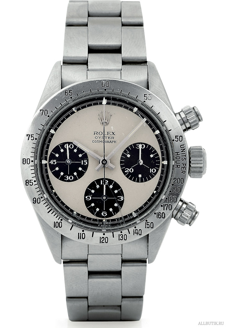 """Paul Newman"" Rolex, ""Oyster Cosmograph"""