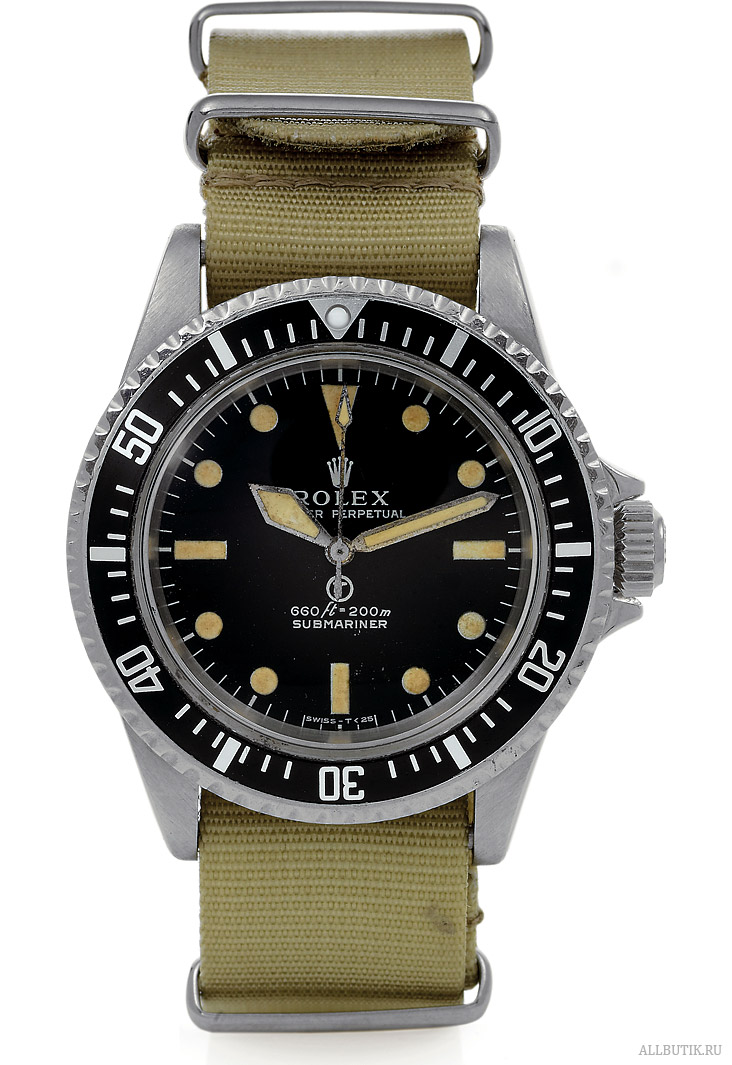 """S.B.S. Submariner"" Rolex ""Oyster Perpetual, Submariner"