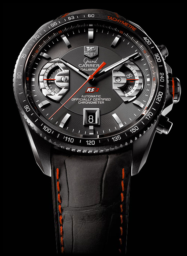 Tag Heuer Grand Carrera Calibre 17 RS2