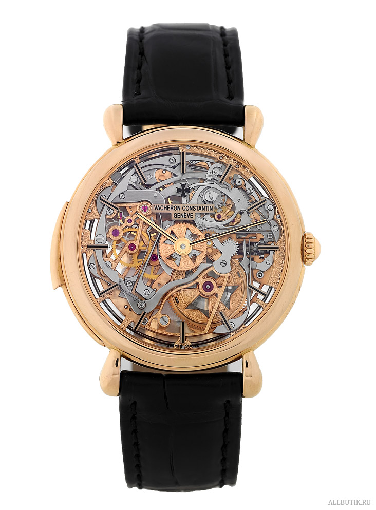Complications Minute Repeater Vacheron & Constantin, Geneve