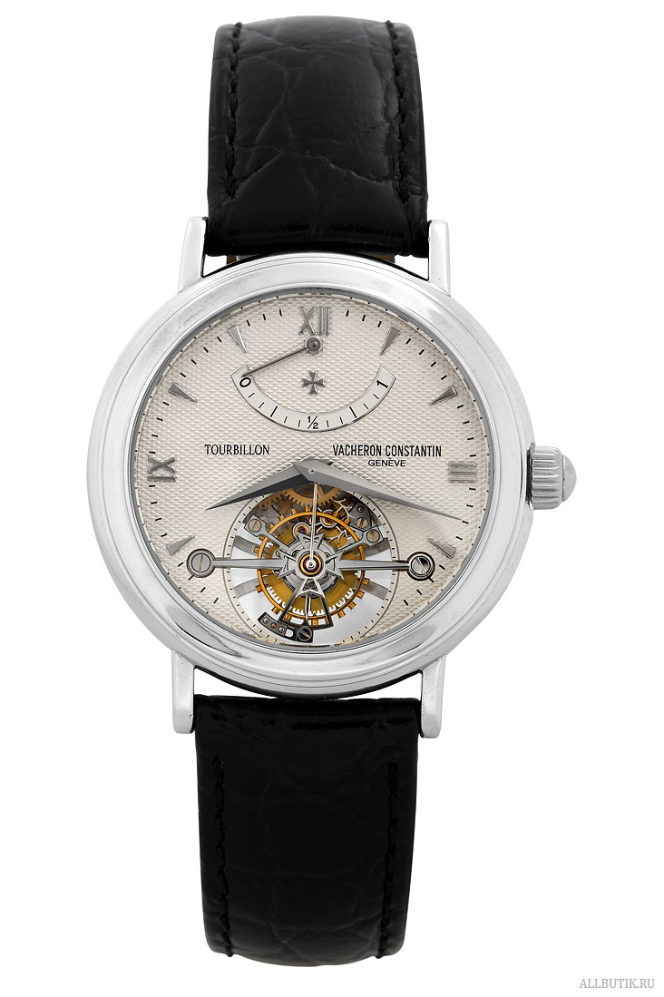 Les Complications - Tourbillon Vacheron Constantin