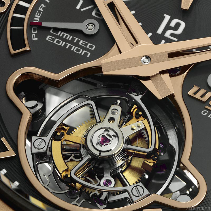 Wyler Geneve The Wyler Geneve Tourbillon